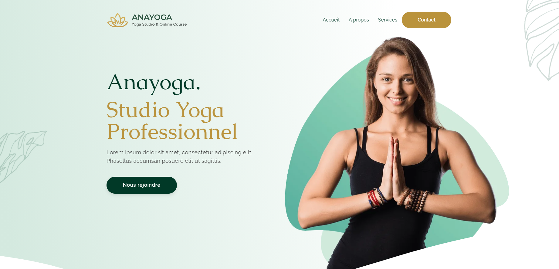site-web-yoga